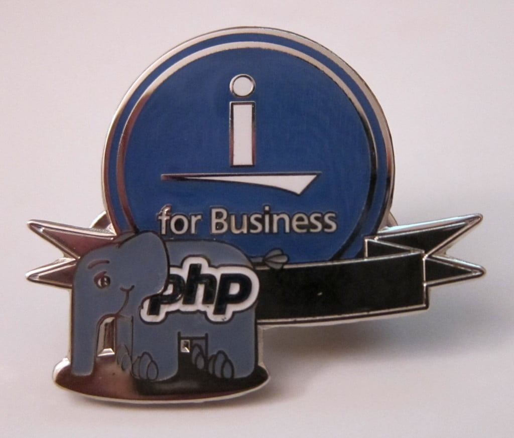 IBM i for Business / PHP pin