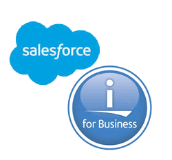 Salesforce and IBM i for Business
